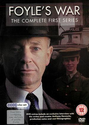 Rent Foyle's War: Series 1 Online DVD Rental