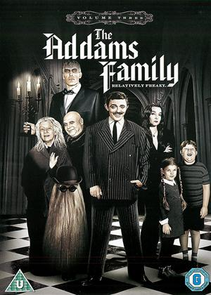 Rent The Addams Family: Series 3 Online DVD Rental