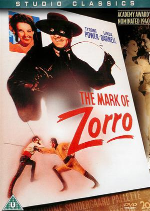 The Mark of Zorro Online DVD Rental