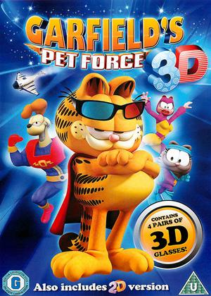 Garfield's Pet Force Online DVD Rental