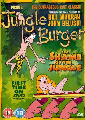 Jungle Burger Online DVD Rental