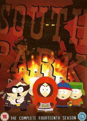 Rent South Park: Series 14 Online DVD Rental