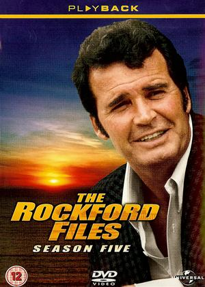 The Rockford Files: Series 5 Online DVD Rental