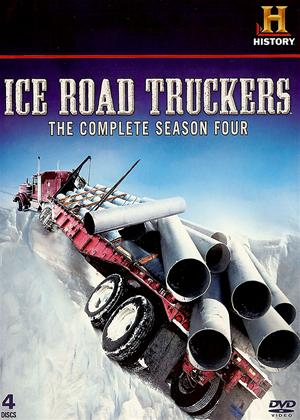 Ice Road Truckers: Series 4 Online DVD Rental