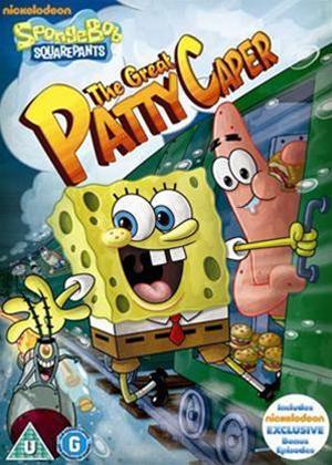 SpongeBob SquarePants: The Great Patty Caper Online DVD Rental