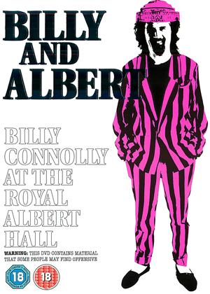Rent Billy and Albert: Billy Connolly Live at the Royal Albert Hall Online DVD Rental