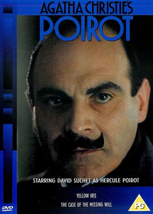 Rent Agatha Christie's Poirot: Yellow Iris / The Case of The Missing Will Online DVD Rental
