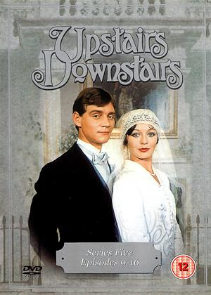 Upstairs Downstairs: Series 5: Part 2 Online DVD Rental