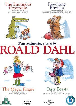 Rent Roald Dahl: 4 Stories Online DVD Rental