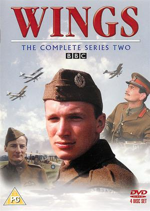 Wings: Series 2 Online DVD Rental