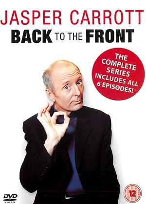 Rent Jasper Carrott: Back to the Front Online DVD Rental