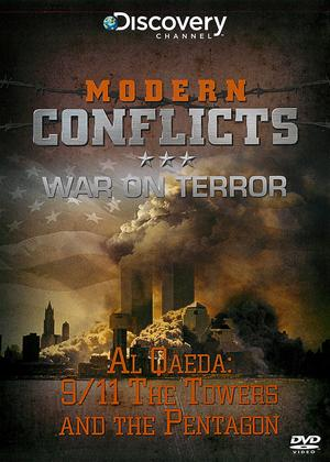 Modern Conflicts War on Terror: Al Qaeda 9/11 the Towers and the Pentagon Online DVD Rental