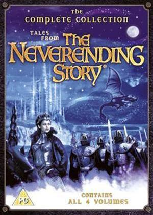 Tales from the Neverending Story Online DVD Rental