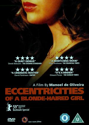 Eccentricities of a Blonde Haired Girl Online DVD Rental
