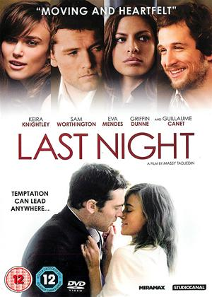 Last Night Online DVD Rental