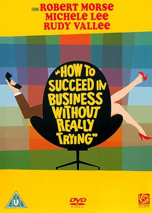 How to Succeed in Business Without Really Trying Online DVD Rental