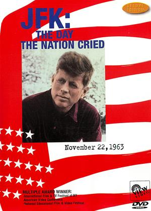 Rent JFK: The Day The Nation Cried Online DVD Rental