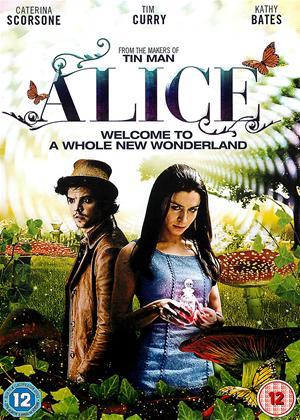 Alice Online DVD Rental
