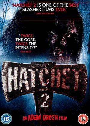 Hatchet 2 Online DVD Rental