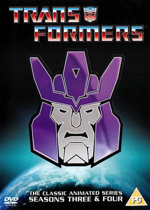 Transformers: Series 3 and 4 Online DVD Rental