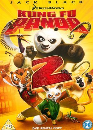 Kung Fu Panda 2 Online DVD Rental
