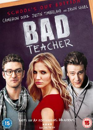 Rent Bad Teacher Online DVD Rental