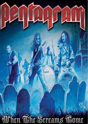Pentagram: When the Screams Come Online DVD Rental