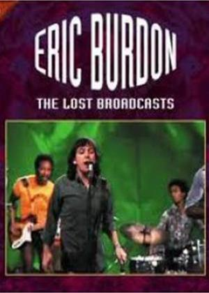 Rent Eric Burdon: The Lost Broadcasts Online DVD Rental