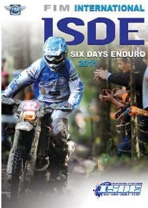 International Six Day Enduro: 2011 Online DVD Rental