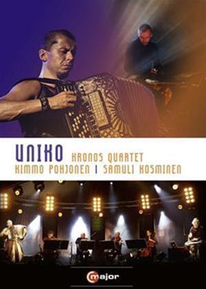 Rent Kronos Quartet/K.Pojohnen/S.Kosminen: Uniko Online DVD Rental