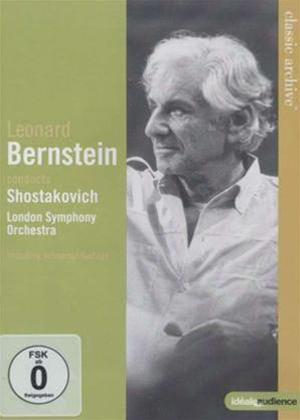 Rent Leonard Bernstein: Conducts Shostakovich Online DVD Rental