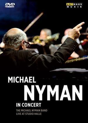 Michael Nyman: In Concert Online DVD Rental