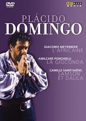 Placido Domingo: L'Africaine/La Gioconda/Samson Et Dalila Online DVD Rental