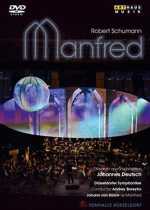 Rent Schumann: Manfred (Boreyko) Online DVD Rental