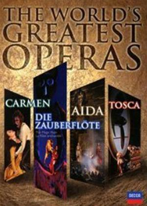 The World's Greatest Operas Online DVD Rental