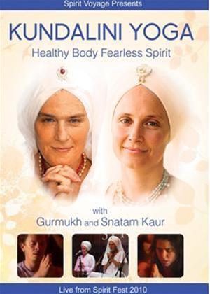 Rent Kundalini Yoga: Healthy Body Fearless Spirit Online DVD Rental