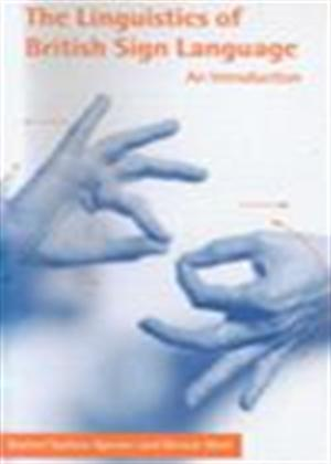 Linguistics of British Sign Language: An Introduction Online DVD Rental