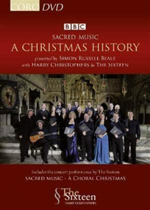 Rent Sacred Music: A Christmas History: The Sixteen Online DVD Rental