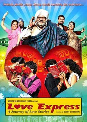 Rent Love Express Online DVD Rental