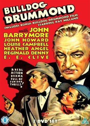 Bulldog Drummond 1935-1939 Online DVD Rental