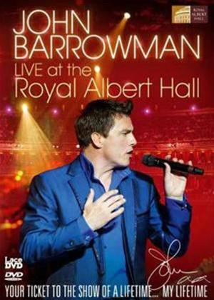 Rent John Barrowman: Live at the Royal Albert Hall Online DVD Rental