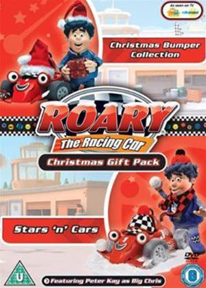 Roary the Racing Car Christmas Double Pack Online DVD Rental