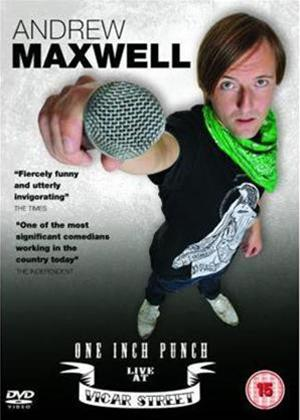 Andrew Maxwell One Inch Punch Live at Vicar Street Online DVD Rental