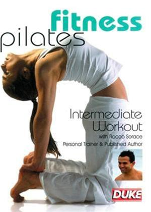 Rent Fitness Pilates Intermediate Workout Online DVD Rental