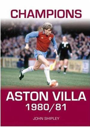 Aston Villa: 1980 to 1981 Season Review Online DVD Rental