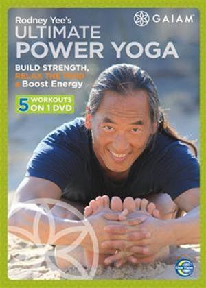 Rent Rodney Yee's Ultimate Power Yoga Online DVD Rental