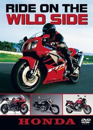 Rent Ride on the Wild Side: Honda Online DVD Rental