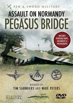 Assault on Normandy: Pegasus Bridge Online DVD Rental