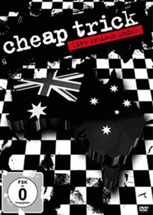 Cheap Trick: Live in Down Under Online DVD Rental