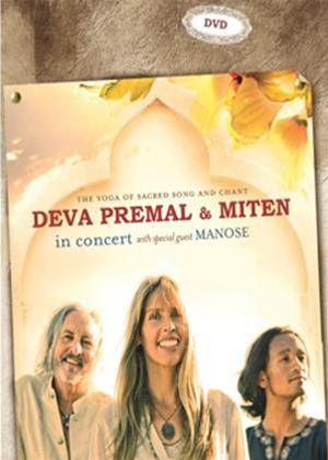 Deva Premal and Miten: In Concert with Manose Online DVD Rental